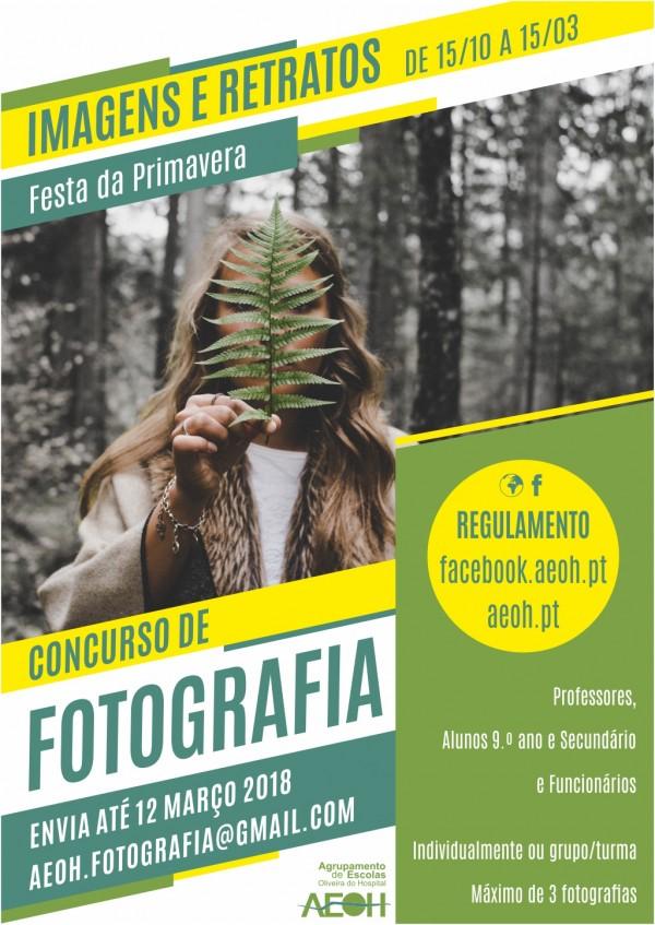 Concurso de Fotografia 2018