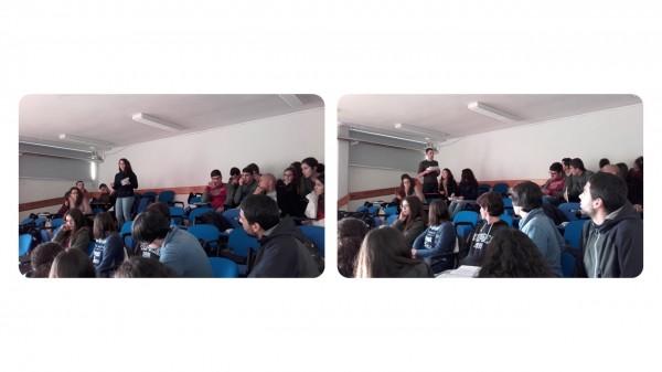 Parlamento dos Jovens – Sessões Escolares