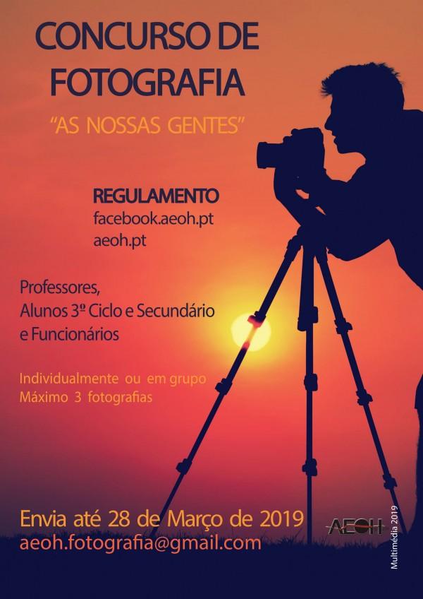 Concurso de Fotografia AEOH 2019