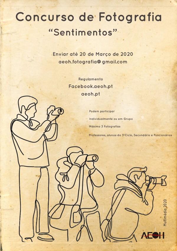 Concurso de fotografia do AEOH 2020